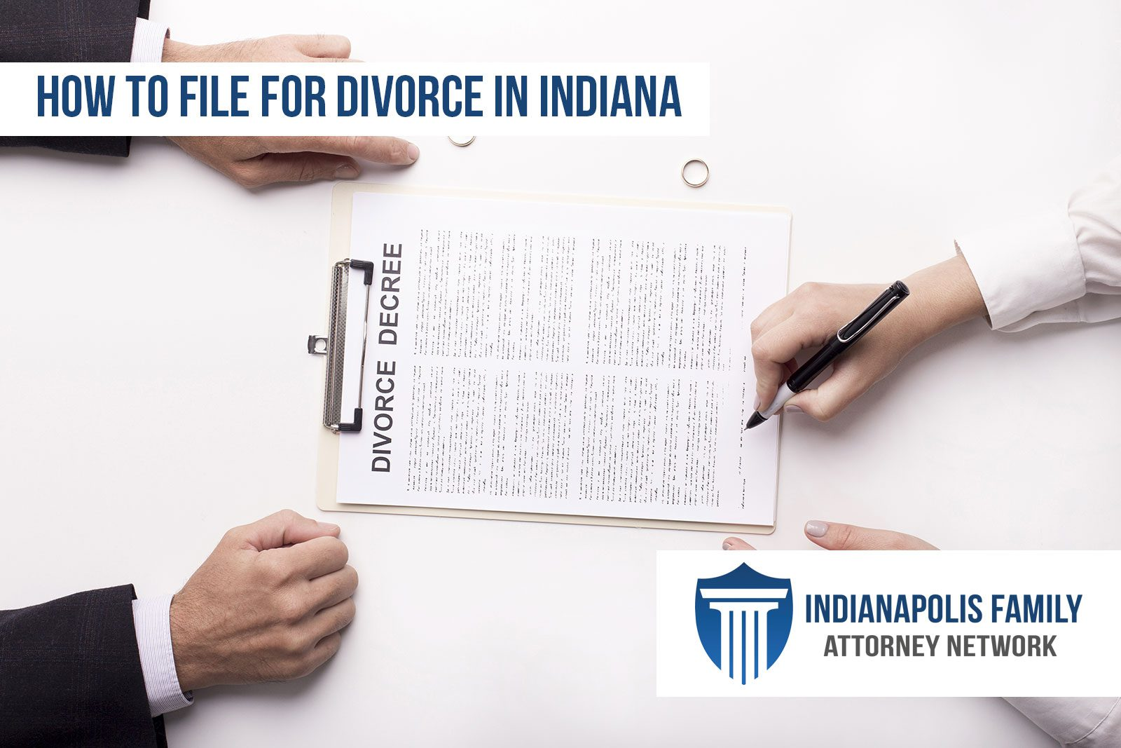 How to File for Divorce in Indiana