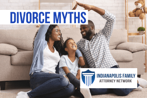 SHARED PARENTING DIVORCE MYTH